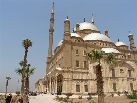 Джамия в Египет - Столицата на Кайро