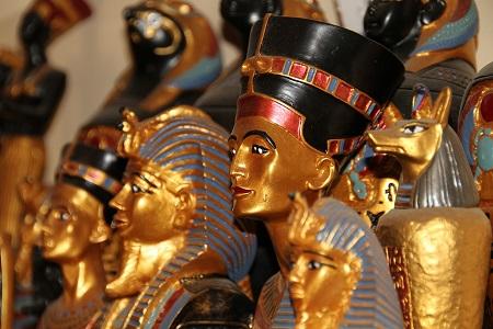 Пазаруване в столицата на Египет