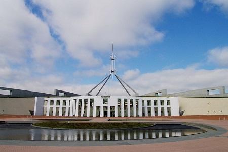 Парламента на Австралия