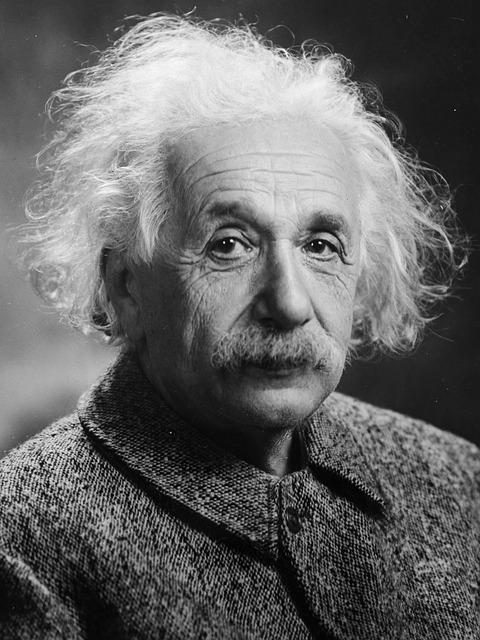 Великият Алберт Айнщайн