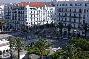 Алжир - столицата на Алжир