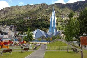 Столицата на Андора