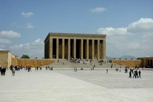 Анкара столицата на Турция