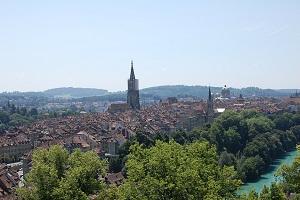 Берн столицата на Швейцария