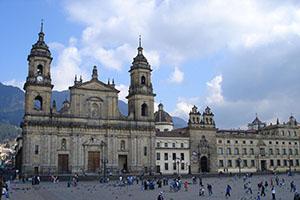 Богота - столицата на Колумбия