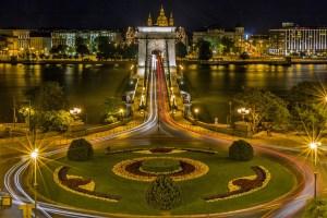 Будапеща - столицата на Унгария