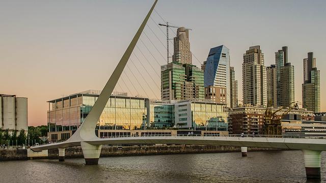 Буенос Айрес и модерна европейска архитектура