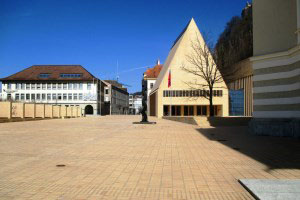 Вадуц - столицата на Лихтенщайн