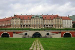Варшава - столицата на Полша