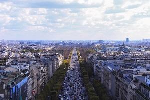 Времето в Париж