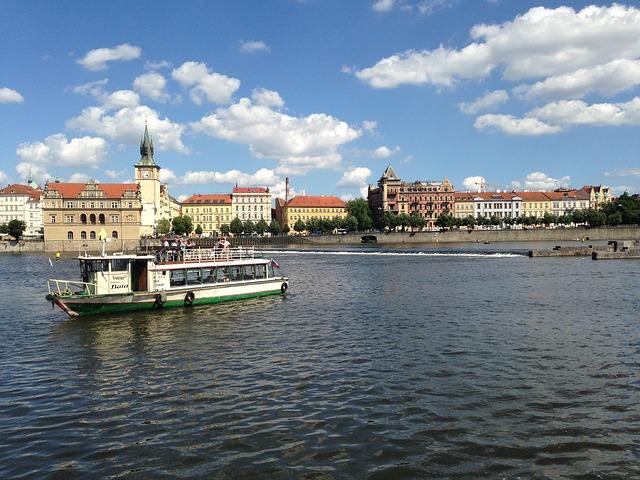 Вълтава в Прага