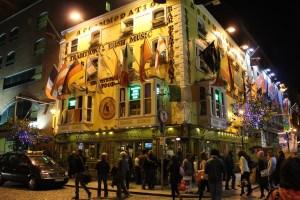 Дъблин - столицата на Ирландия
