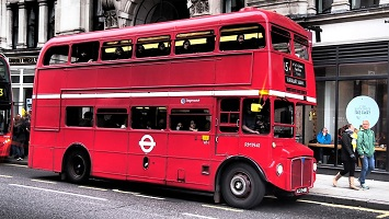 Информация за Лондон