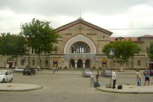 Кишинев - столицата на Молдова
