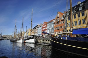 Копенхаген - столицата на Дания