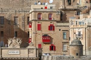 Ла Валета - столицата на Малта