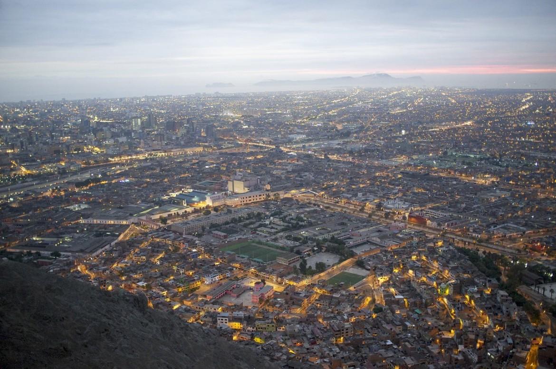 Лима - столицата на Перу