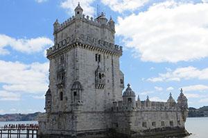 Лисабон столицата на Португалия