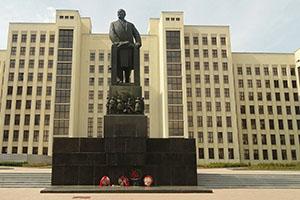Минск - столицата на Беларус