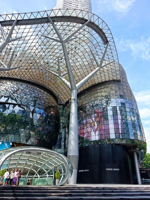 Молове в Сингапур