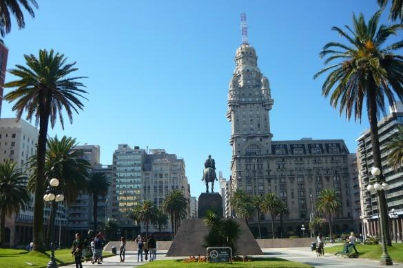 Монтевидео - столицата на Уругвай
