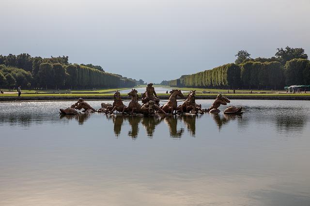 Париж Версай
