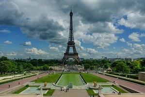 Париж столицата на Франция
