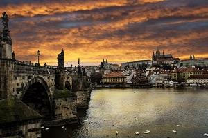 Прага - столицата на Чехия