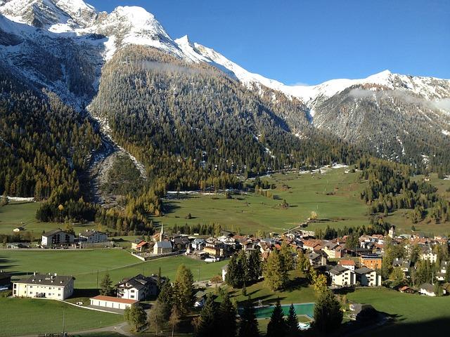 Природата на Швейцария