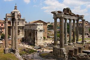 Рим столицата на Италия