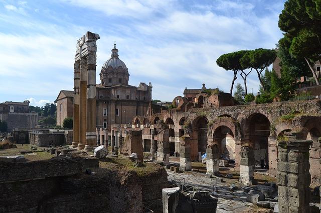 Рим Вечният град