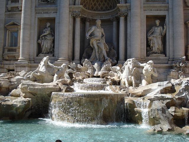 Забележителност в Рим