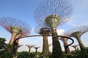 Сингапур скулптури