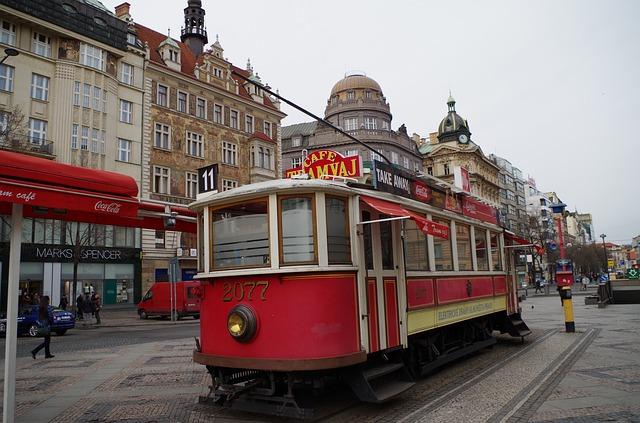 Старият град Прага