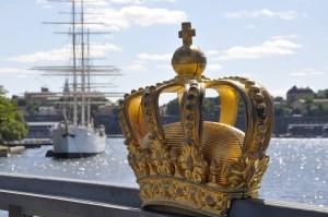 Стокхолм - столицата на Швеция