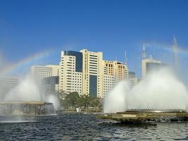 Столицата на Бразилия - паметник на Юнеско