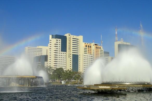 Столицата на Бразилия