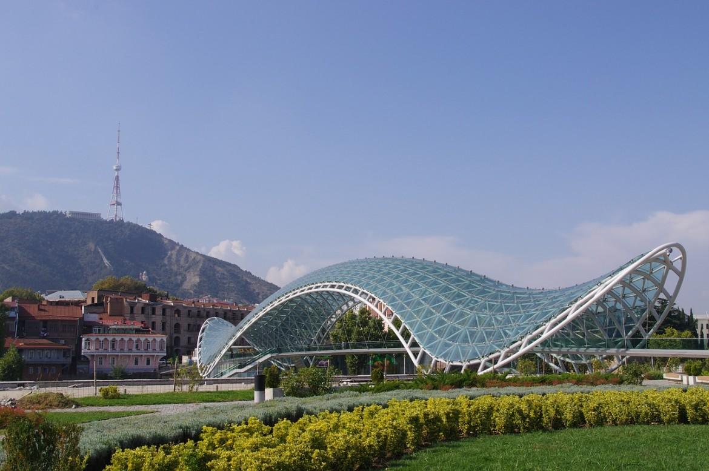 Тбилиси - столицата на Грузия