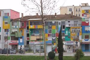 Тирана - столицата на Албания