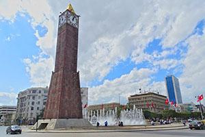 Столицата на Тунис
