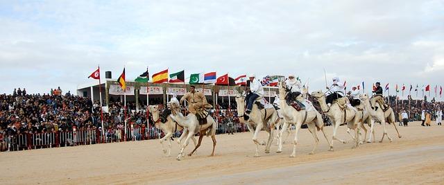Тунис състезание