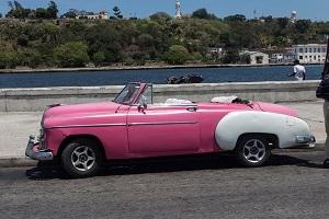 Хавана американски автомобили