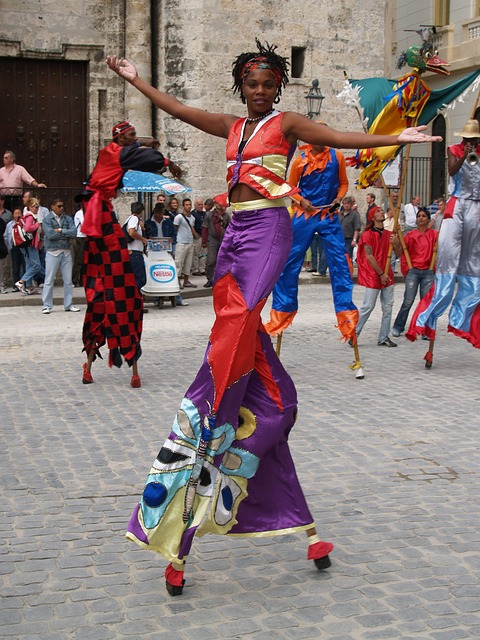 Хавана латинотанци
