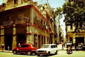 Хавана стари автомобили