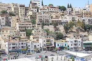 Аман - столицата на Йордания