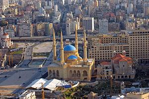 Бейрут - столицата на Ливан