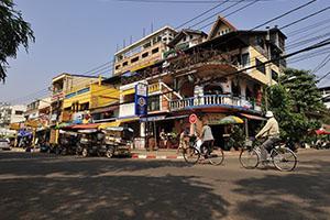 Виентян - столицата на Лаос