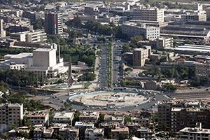 Дамаск - столицата на Сирия