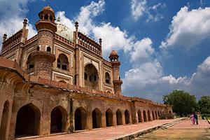 Делхи - столицата на Индия