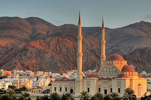 Мускат - столицата на Оман